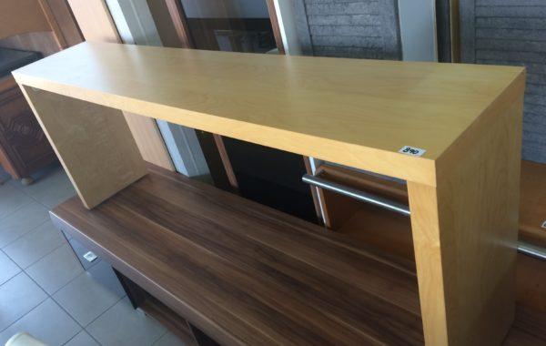 975 Ikea světlá lavice-nad postel k jídlu v posteli,nebo i jako police s kolečky 190x36x74cm za 890Kč