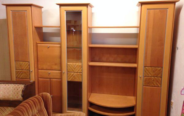 431 obývací stěna s barem 220 x 300 cm za 4630 Kč