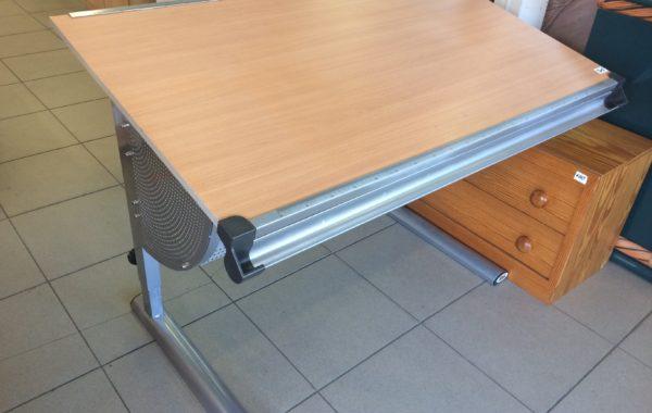 454 psací polohovací stůl 115x70x75cm za 1240Kč