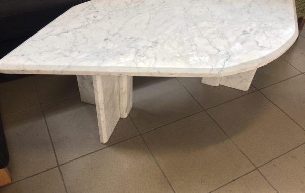 509 mramorový konferenční stůl  155x75x50cm za 2190Kč