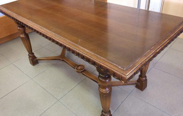 538 rustikální konferenční stolek 140x60x60cm za 1430Kč