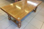 602 dubový masívní konferenční stůl 160x70x55cm za 1960Kč