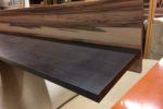 876 velká police závěsná 170x30cm -odstín bahenní dub za 450Kč