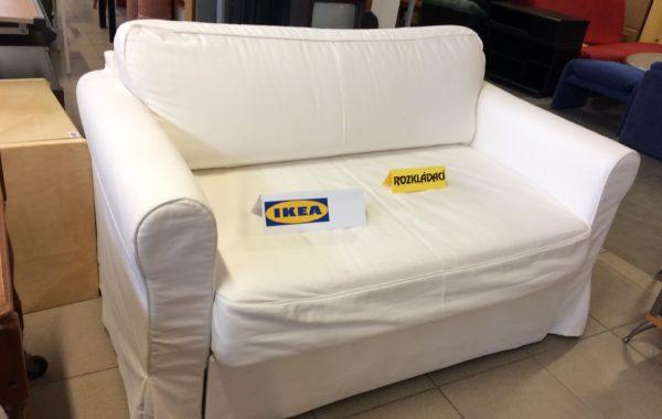 101 IKEA Hagalund rozkládací 140cm pohovka za 3450Kč