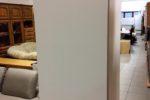 151 bílý úzký komín s policemi 50x50x200cm za 1590Kč