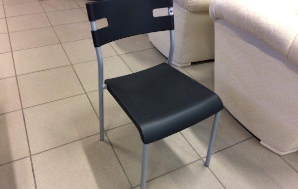 274 Ikea čtyři kovové židle,kus po 340Kč