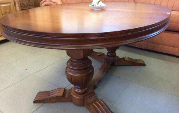 473 konferenční stůl rozkládací dubový ovál+zvedací 145x75x55cm za 1980Kč