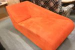 503 sofá oranžová  designová  175cm za 2340Kč