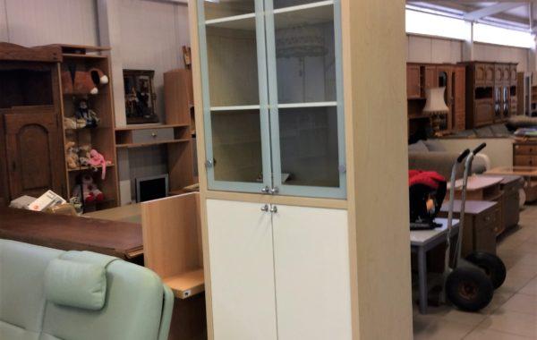 IKEA skříňka prosklená 70x40x215cm za 2160Kč