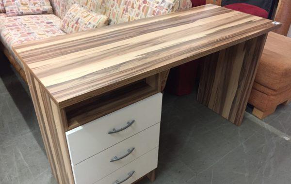 780 psací stolek sonomo dub dekor 120x50x73cm za 1670Kč