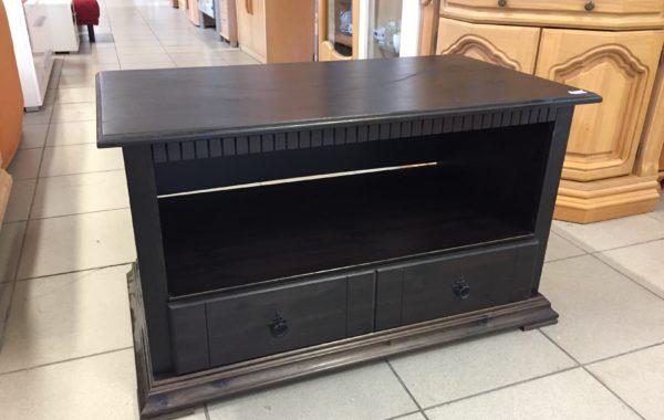 314 smrková komoda-tv stolek lazurovaný 100x55x37cm za 970Kč