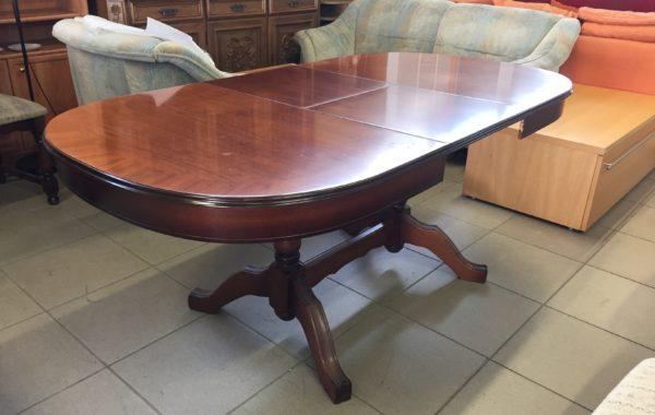 356 stůl oválný 130x95x74cm,po rozložení 175cm za 2780Kč