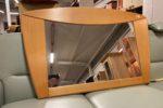 657 zrcadlo v dubovém rámu 110x70cm za 860Kč
