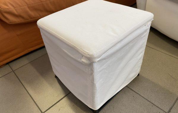 338 Ikea taburet s úložným prostorem 37x37x37cm za 340Kč
