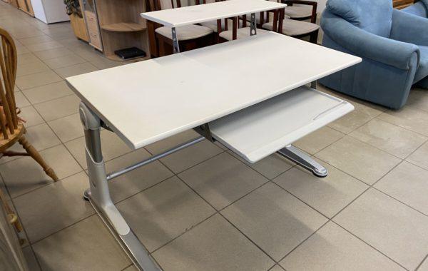 487 psací kovový pevný stolek 120x60x72cm za 1470Kč