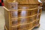 727 psací historická komoda z ohýbaného dřeva 105x52x100cm za 4890Kč