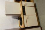 342 Kuchyňská linka 125cm s Siemens myčkou a dřezem za 3870Kč