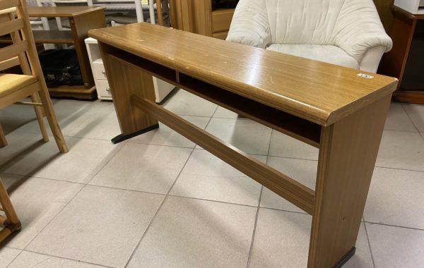 484 předsíňová lavička dřevěná 135x30x83cm za 470Kč