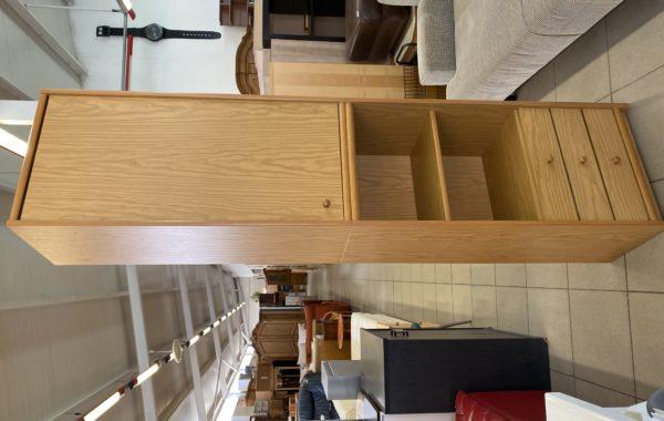481 úzký dvoudílný komín -studentský pokoj 52x40x217cm za 1680Kč